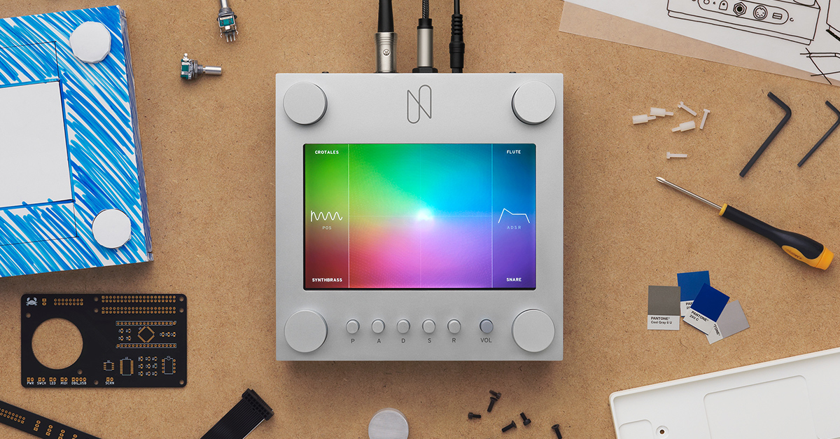 Open Source Neural Network Synthesizer